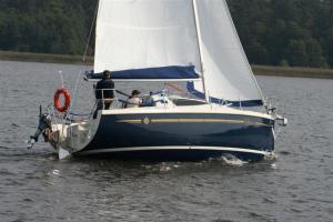 Продажа Новой Круизной яхты Antila 26 classik